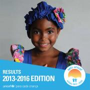 Book of Results - Selo UNICEF - 2013-2016 Edition